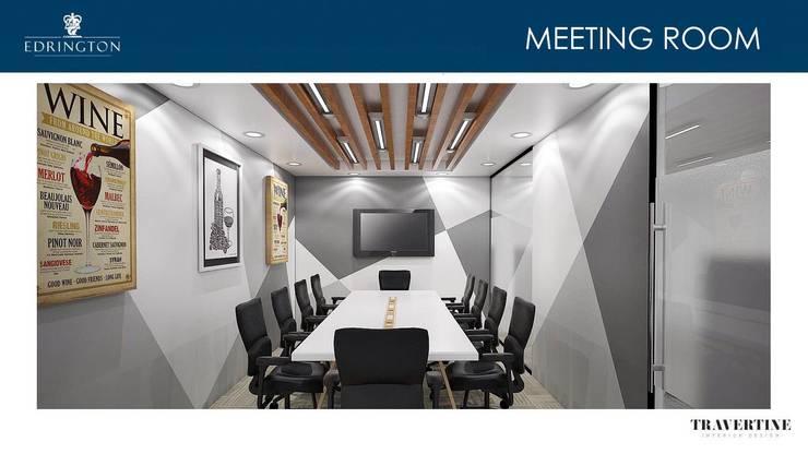 Edrington Ofiice Meruya:  Gedung perkantoran by Dekapolis Design