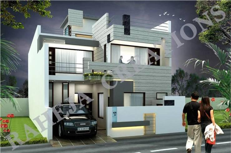 Interior Moderne Häuser von Raheja Creations Modern