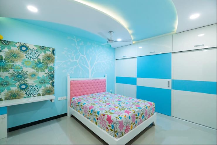 Project 4:  Bedroom by Rhythm  And Emphasis Design Studio