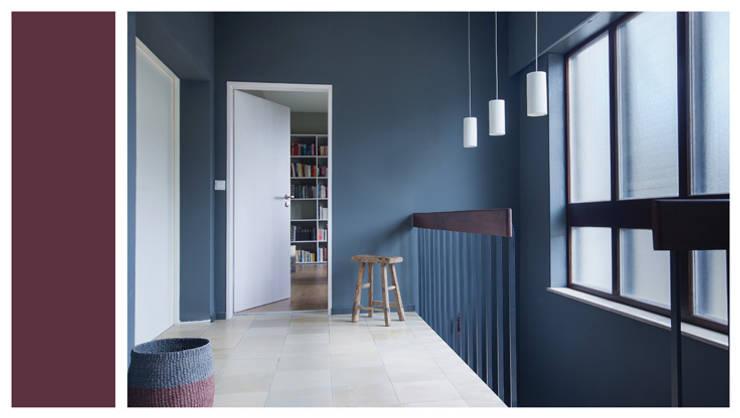Einrichtungsplanung und -gestaltung, Eingangsfoyer:  Flur & Diele von BANDYOPADHYAY interior