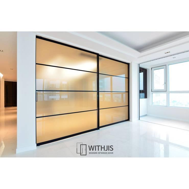 철제중문 : WITHJIS(위드지스)의  문,모던