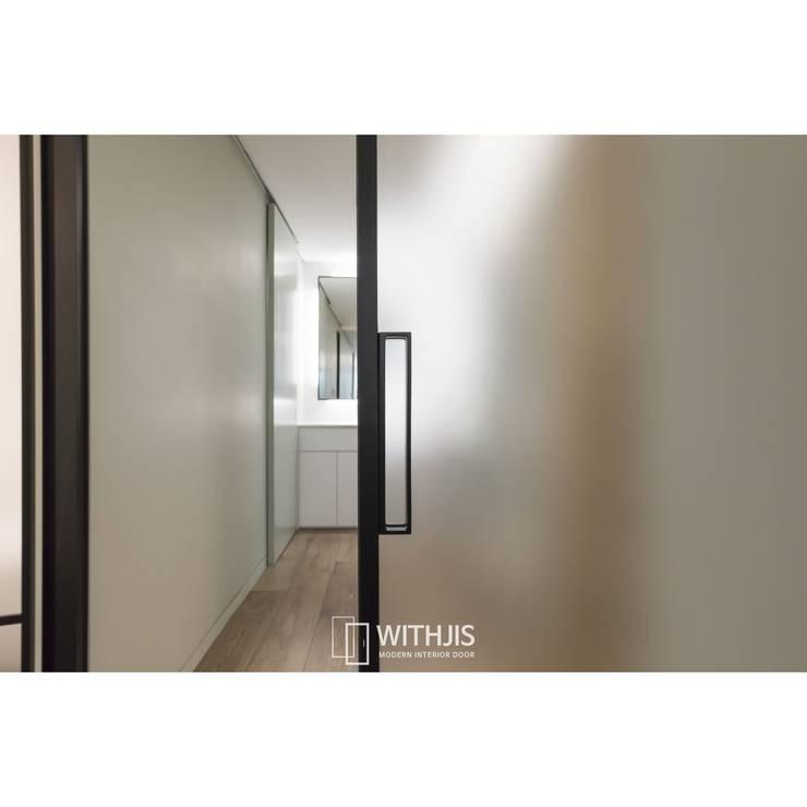 위드지스 유리도어: WITHJIS(위드지스)의  문,