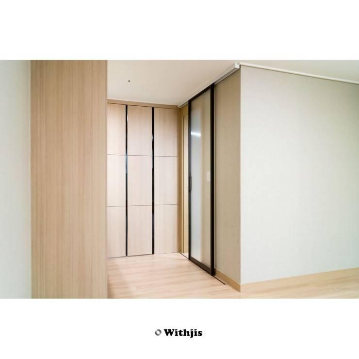 프리미엄 슬라이딩도어: WITHJIS(위드지스)의  문,