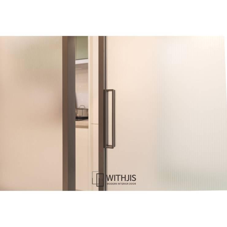슬림중문: WITHJIS(위드지스)의  문,