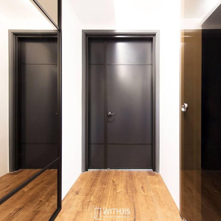 알루미늄판넬도어: WITHJIS(위드지스)의  문