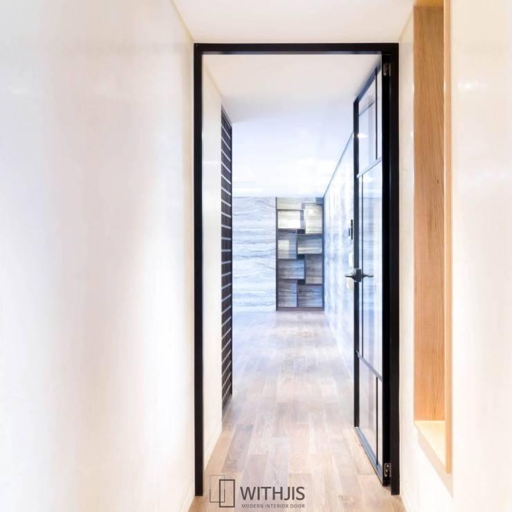 개방감있는 중문 : WITHJIS(위드지스)의  문,