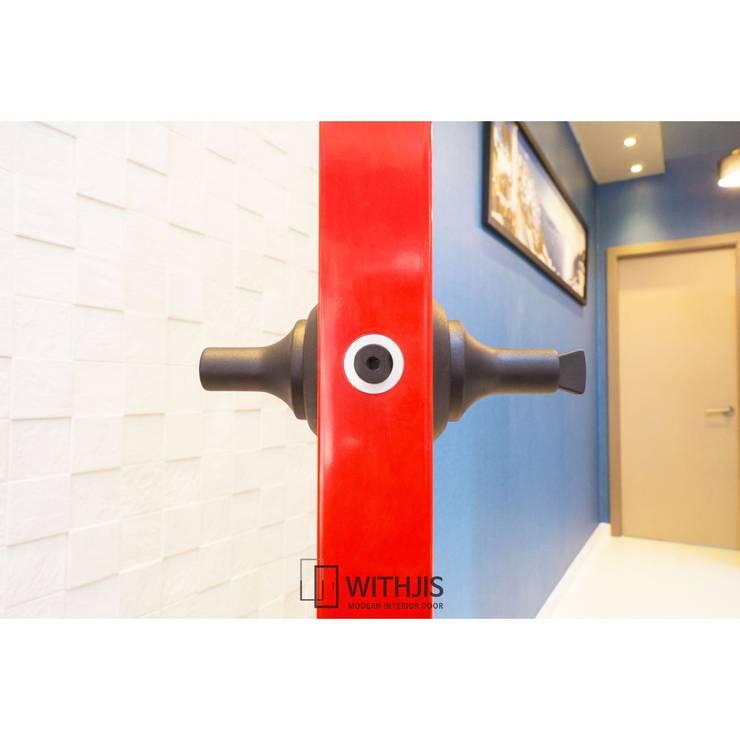 고급핸들: WITHJIS(위드지스)의  문,