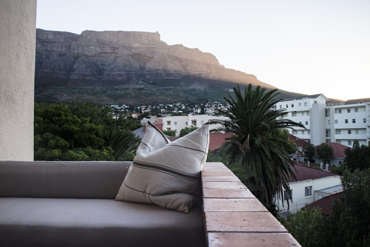 Project: Copperhead, Cape Town:  Patios by de Beyer Design Studio