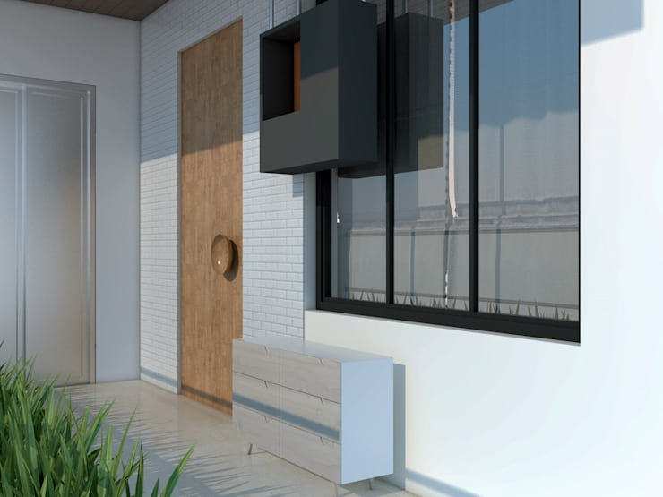 """Door towards a balcony : {:asian=>""""asian"""", :classic=>""""classic"""", :colonial=>""""colonial"""", :country=>""""country"""", :eclectic=>""""eclectic"""", :industrial=>""""industrial"""", :mediterranean=>""""mediterranean"""", :minimalist=>""""minimalist"""", :modern=>""""modern"""", :rustic=>""""rustic"""", :scandinavian=>""""scandinavian"""", :tropical=>""""tropical""""}  by Rhythm  And Emphasis Design Studio ,"""