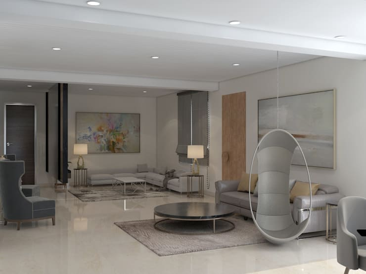 """A spacious drawing and living room: {:asian=>""""asian"""", :classic=>""""classic"""", :colonial=>""""colonial"""", :country=>""""country"""", :eclectic=>""""eclectic"""", :industrial=>""""industrial"""", :mediterranean=>""""mediterranean"""", :minimalist=>""""minimalist"""", :modern=>""""modern"""", :rustic=>""""rustic"""", :scandinavian=>""""scandinavian"""", :tropical=>""""tropical""""}  by Rhythm  And Emphasis Design Studio ,"""