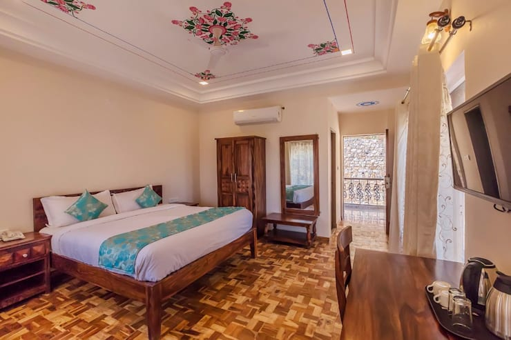 Times Kumbhalgadh Fort Resort:  Hotels by Mindspace Design Consortium,Modern