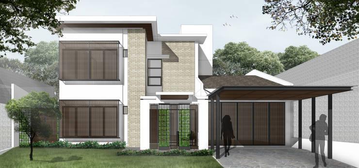 Houses by SAE Studio (PT. Shiva Ardhyanesha Estetika)