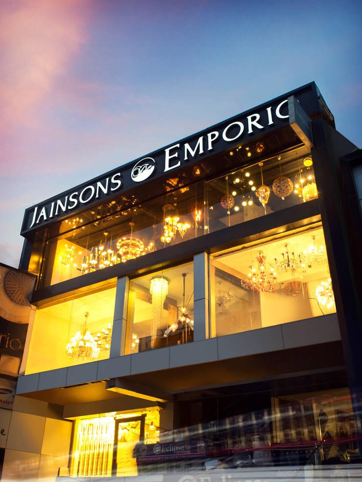 par Jainsons Emporio Moderne Aluminium/Zinc