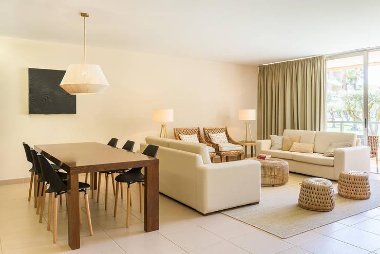Projekty,   zaprojektowane przez Home Staging Factory,