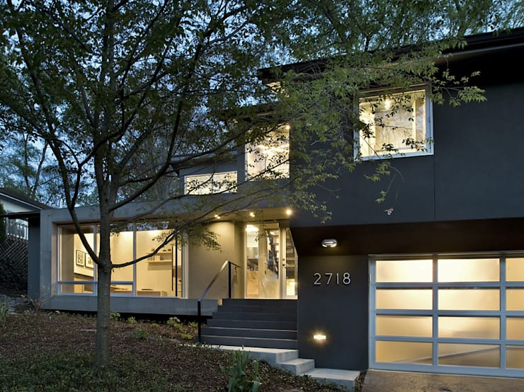 Arlington Residence: modern Houses by KUBE Architecture
