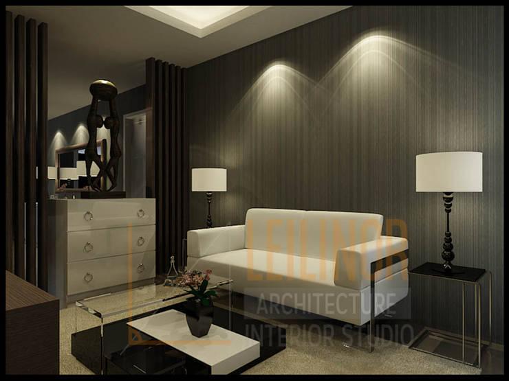Living room by CV Leilinor Architect