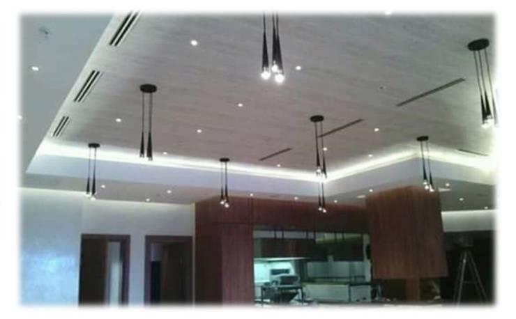 Interiors and renovation :  Kitchen by Faith shopfitting and interiors, Modern
