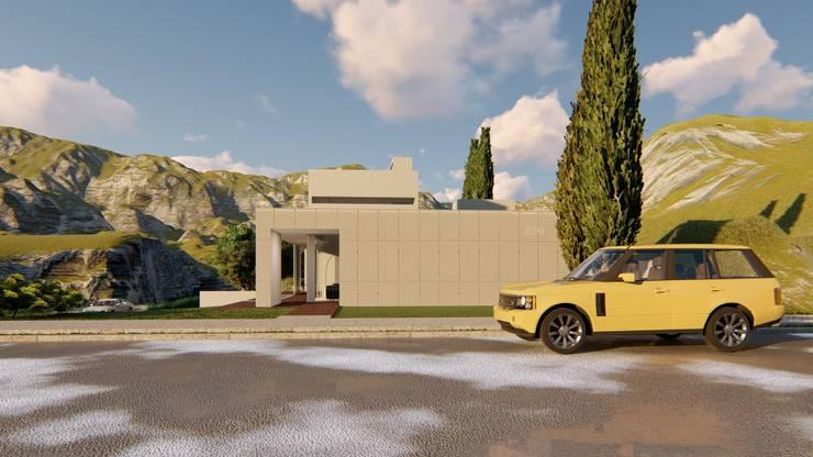 by Bender Arquitetura - MINIMAL