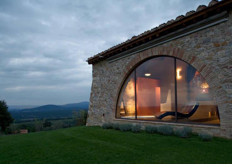 Pisos de estilo  por cristianavannini | arc, Rural