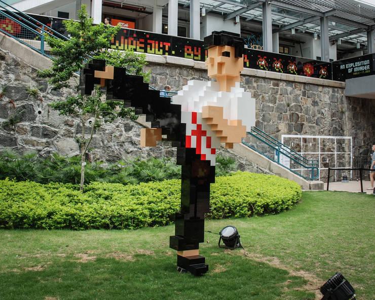 À Hong-Kong: Art de style  par ENZYME Design, Objets Extraordinaires,