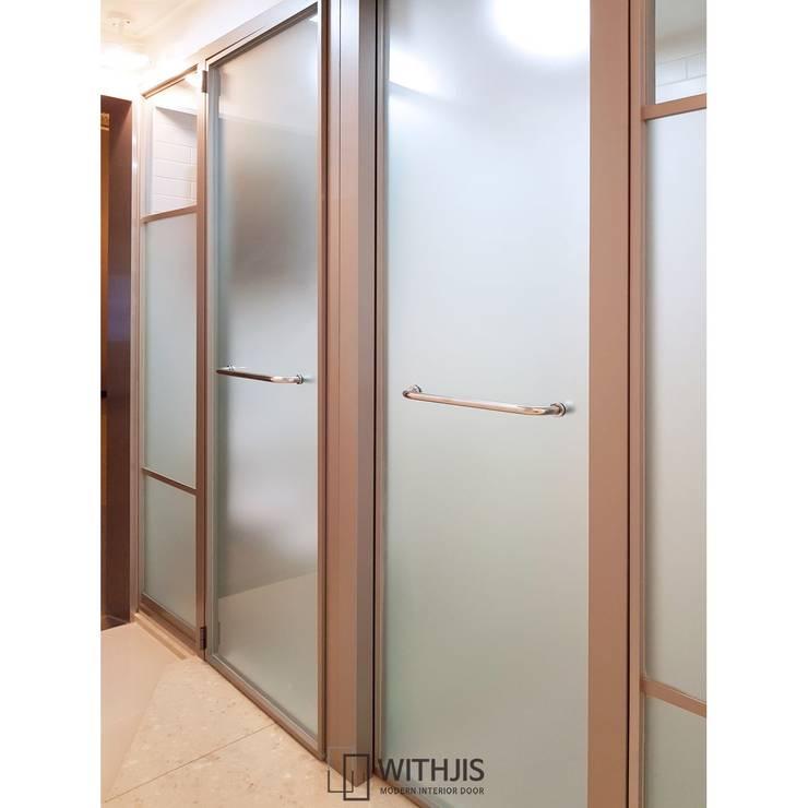 샤워부스 도어: WITHJIS(위드지스)의  문