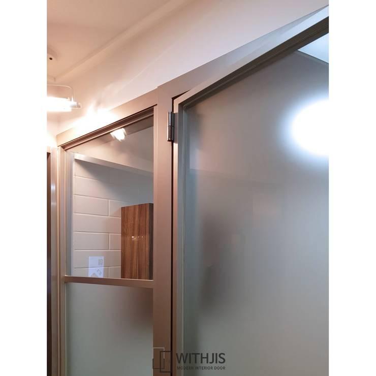 글라스 스윙 도어: WITHJIS(위드지스)의  문