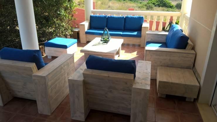 Nice ( 3 seats ):  Garden  by SEROGU Enterprise SL
