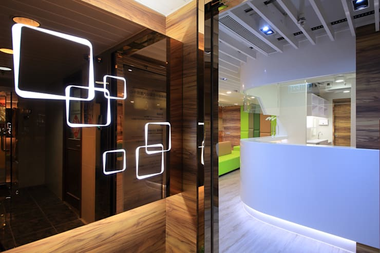 Clinics by FINGO DESIGN & ASSOCIATES LTD.