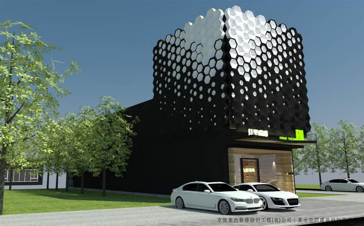 磁磚未來展示模式- AI智慧展示空間設計內容:  房子 by 京悅室內裝修設計工程(有)公司|真水空間建築設計居研所