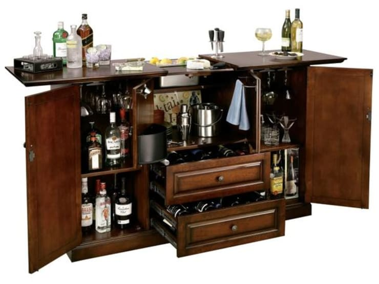 Importance of Choosing the Right Furnishings for Your Home and Wine Bar: country Wine cellar by Perfect Home Bars