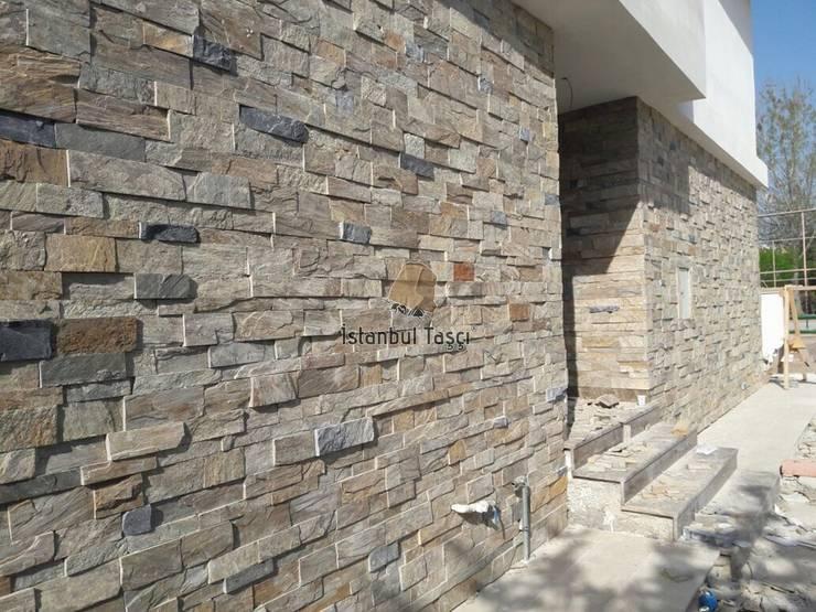 Walls & flooring by İSTANBUL TAŞÇI ®