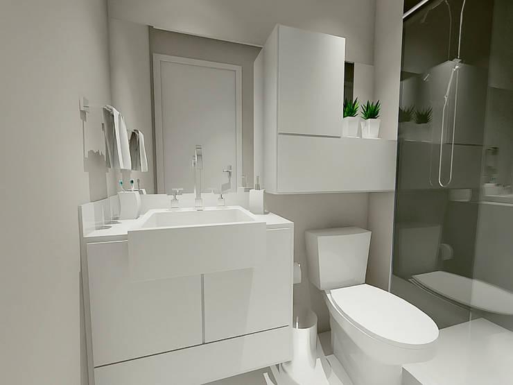 Banheiro: Banheiros  por QViveAlli