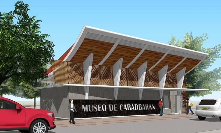 CBR Museum:   by jmSantos Architecture