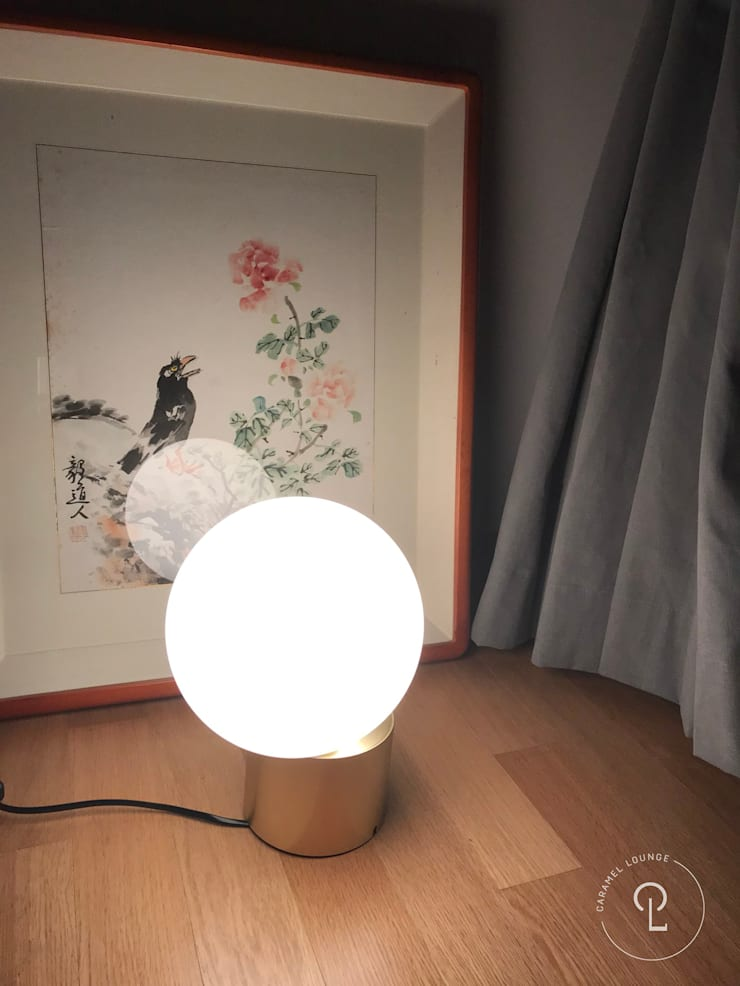 in stile  di 캐러멜라운지, Moderno