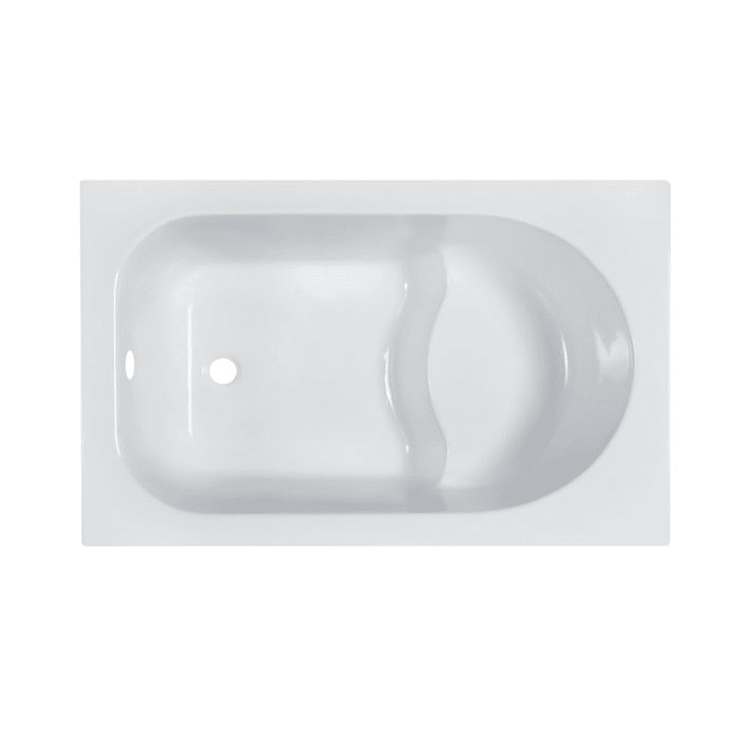 Vasca Da Bagno 120x70.Vasca Da Bagno Moderna Rettangolare Pega 120x70 Di Jo Bagno