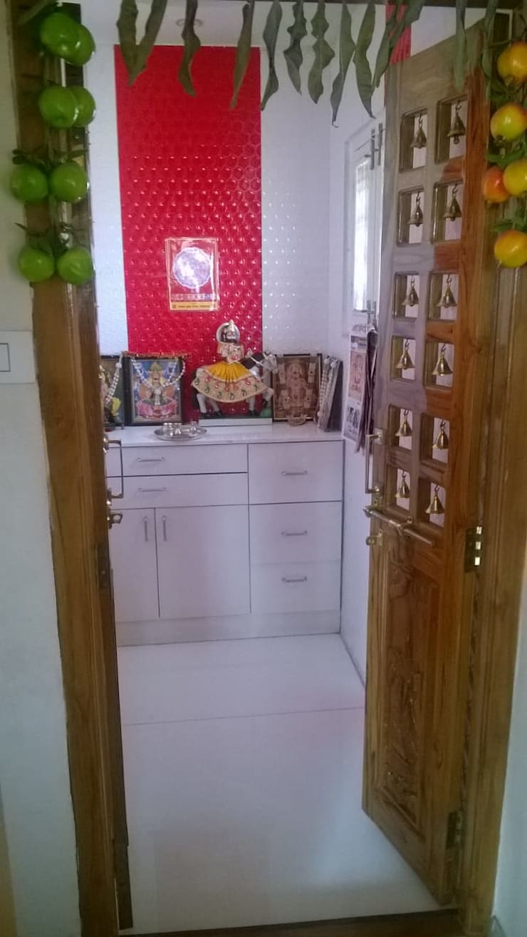 Project 2:  Kitchen by Meticular Interiors LLP,Modern
