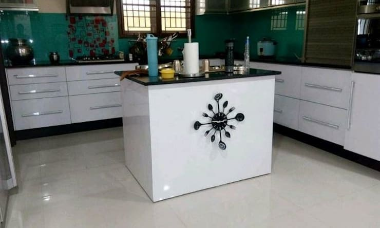 Project 3:  Kitchen by Meticular Interiors