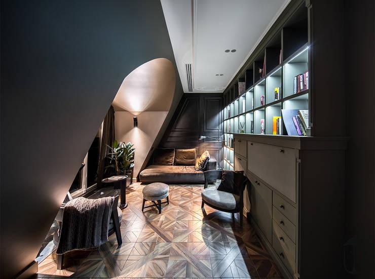 UI006: Рабочие кабинеты в . Автор – U-Style design studio
