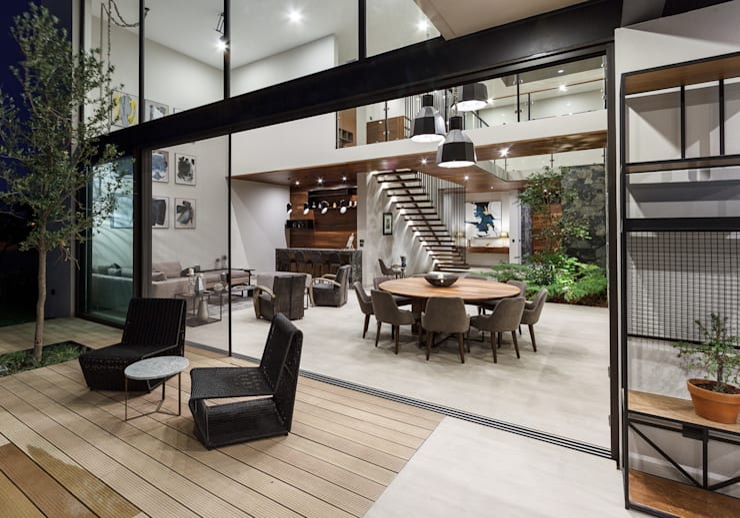 Patios & Decks by Loyola Arquitectos