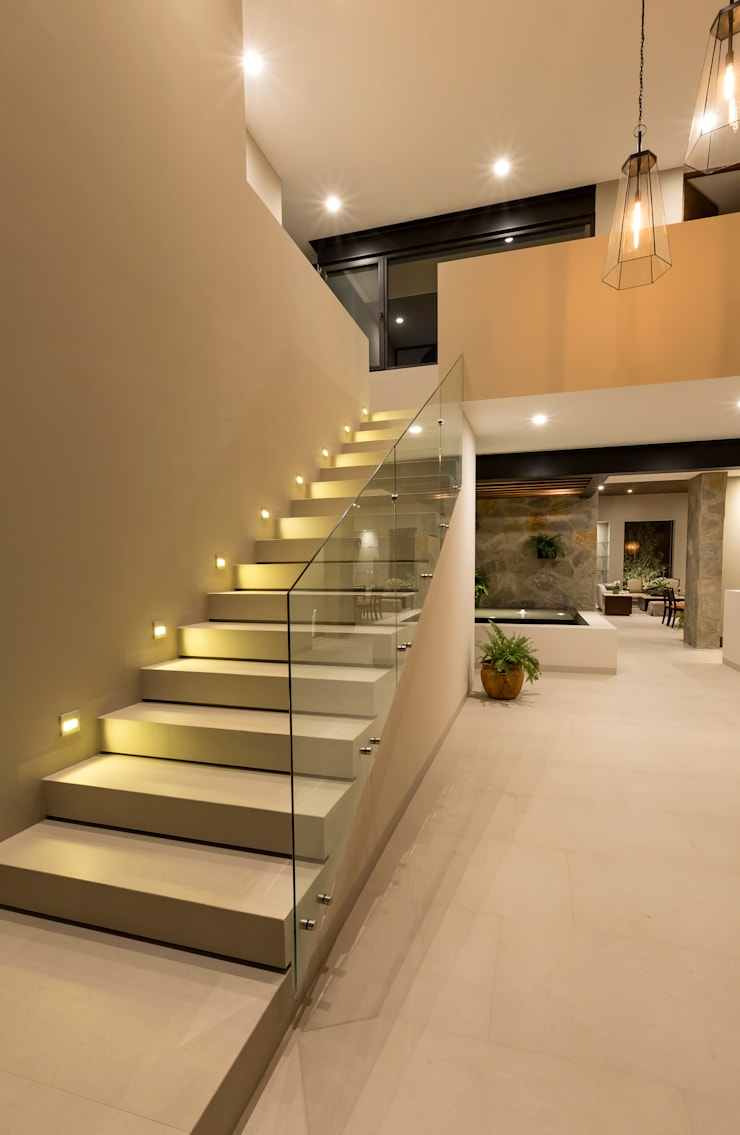 Stairs by Loyola Arquitectos