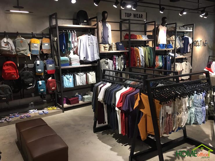 Shop thời trang nam Oz Homeland:  Sàn by Home Office