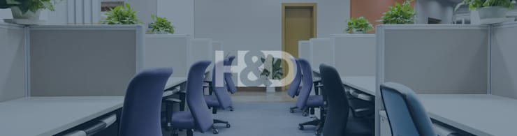 Innvy Tech: modern  by H&D Spaces Inc.,Modern