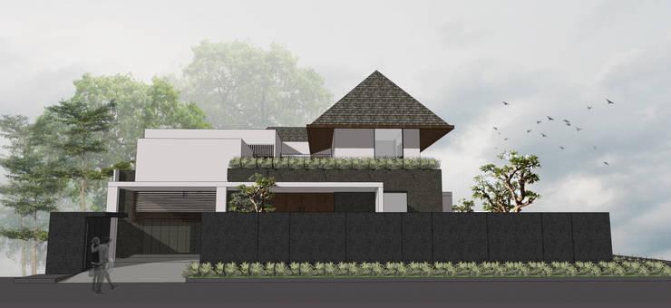 Intercon House:   by MODULA