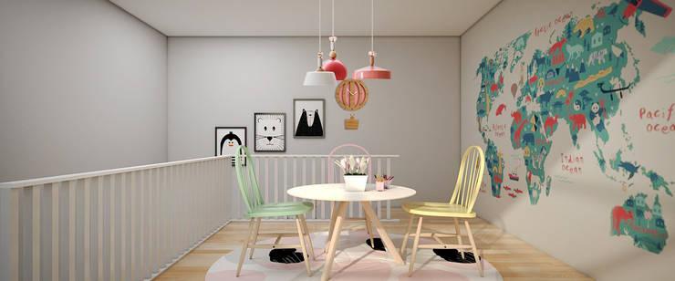 Ruang Bermain Anak:   by Vivame Design