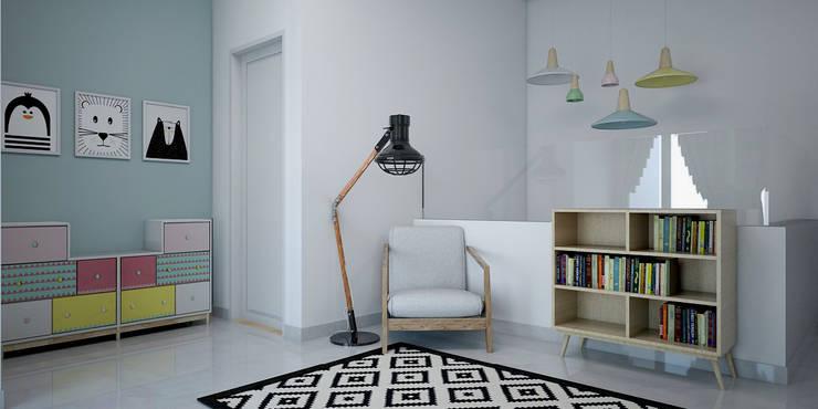 Ruang Baca:   by Vivame Design