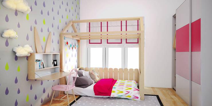 Kamar Tidur Anak:   by Vivame Design