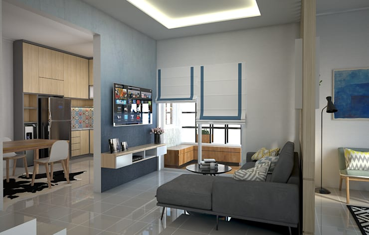 Scandinavian House 5:   by Vivame Design