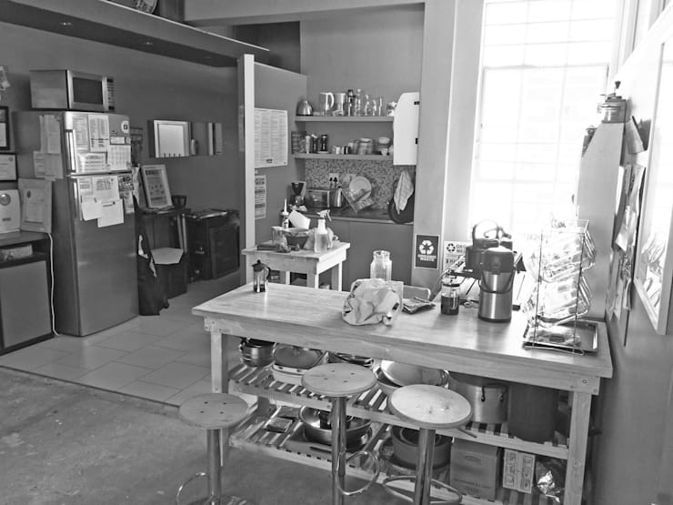 photo of the space before we started:  Kitchen by Till Manecke:Architect