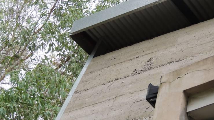 Casa A&P - Paredes 2: Paredes de estilo  por Módulo 3 arquitectura