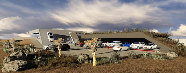 Audi Upington:   by FAME Projects